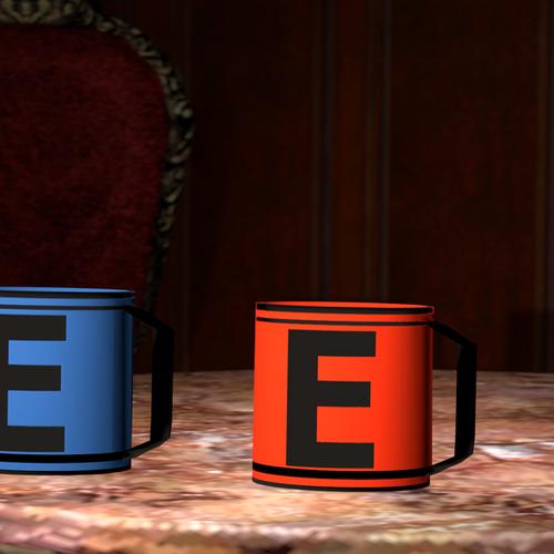 Thumbnail image for E Tank Mugs