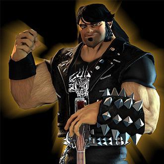 Thumbnail image for Brutal Legend - Eddie Riggs