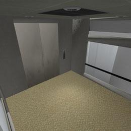 L4D2 Atrium(c1m4) Elevator