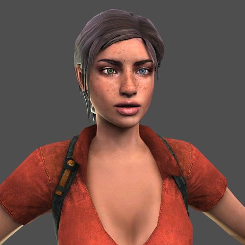 Thumbnail image for Dead Space 2-3 - Ellie Langford