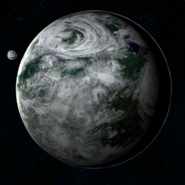 Star Wars: Battlefront 2 Planet Models