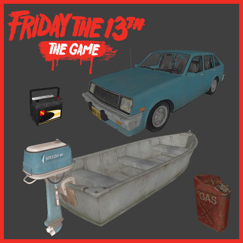 Thumbnail image for Vehicles [Friday the 13th]