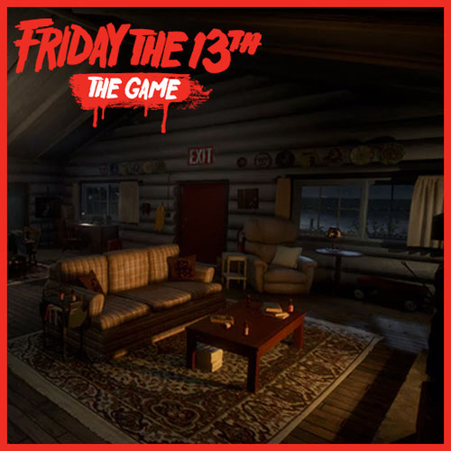 Thumbnail image for Camp Buildings [Friday the 13th]