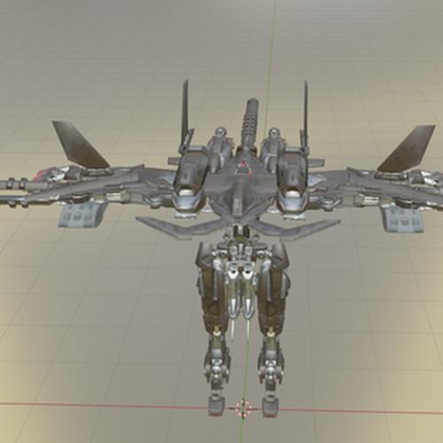 Thumbnail image for NieR Automata flight units