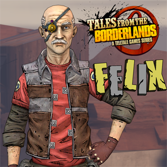 Thumbnail image for Tales from the Borderlands - Felix