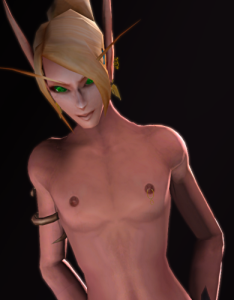 Thumbnail image for Blood Elf Femboy