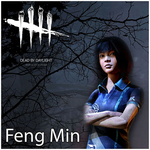 Thumbnail image for Feng Min [Dead By Daylight]