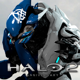 Colorable Elites MP - Halo 2 Anniversary