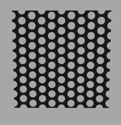 Thumbnail image for Procedural Fishnet Material (Blender 2.79)