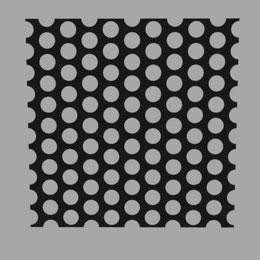 Procedural Fishnet Material (Blender 2.79)