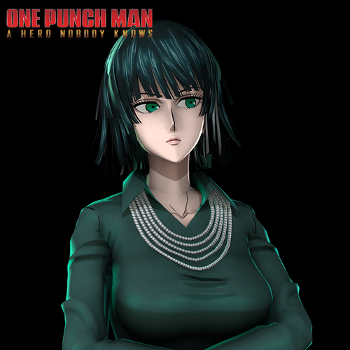 Thumbnail image for Fubuki (One Punch Man: A Hero Nobody Knows)
