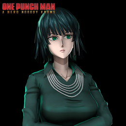 Fubuki (One Punch Man: A Hero Nobody Knows)