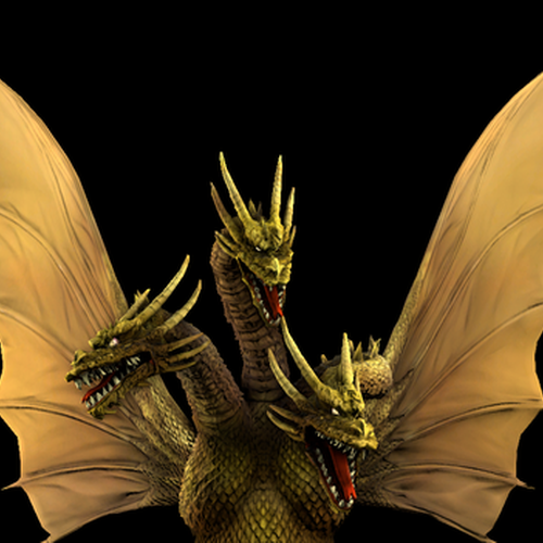 Thumbnail image for PS3/4: King Ghidorah