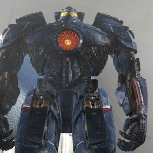 Thumbnail image for Pacific Rim Robot (a re-upload)