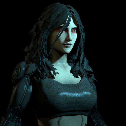 Thumbnail image for Glory (Shadowrun: Dragonfall)
