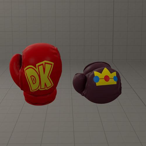 Thumbnail image for smash bros gloves