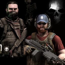 Ghost Recon: Wildlands - Ghost Team