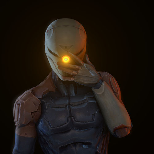 Thumbnail image for Gray Fox (Metal Gear Solid)
