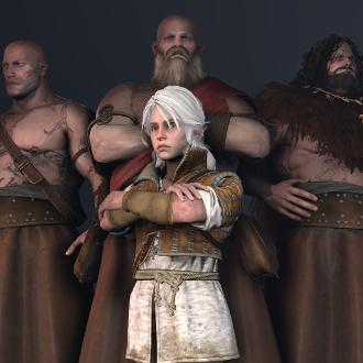 Thumbnail image for The Witcher 3 Character Pack 5