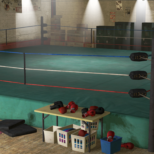 Thumbnail image for Dead Or Alive 5 Gym Map