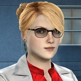 Dr. Harleen Quinzel (Arkham Origins)