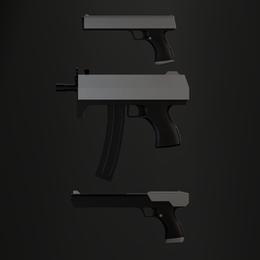 Haydee Weapons Pack