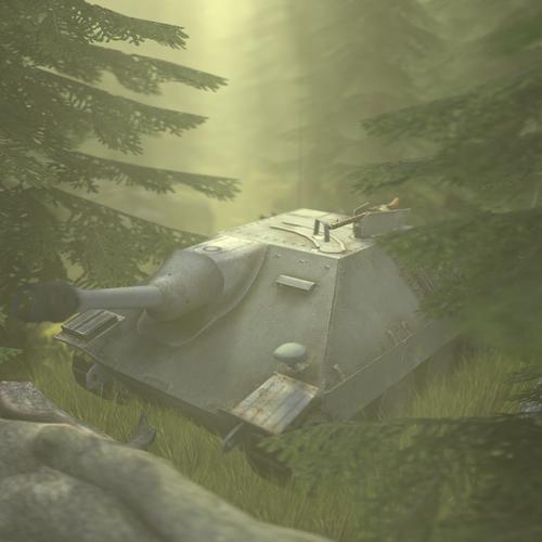 Thumbnail image for Hetzer (World of Tanks)