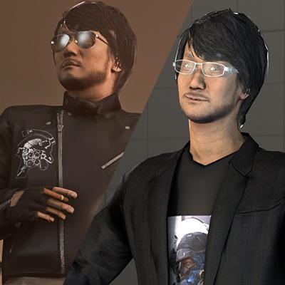 Thumbnail image for Hideo Kojima