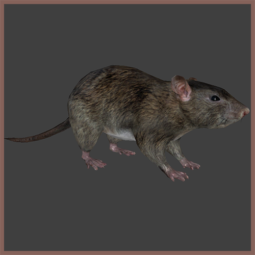 Thumbnail image for Rat [GTA V]