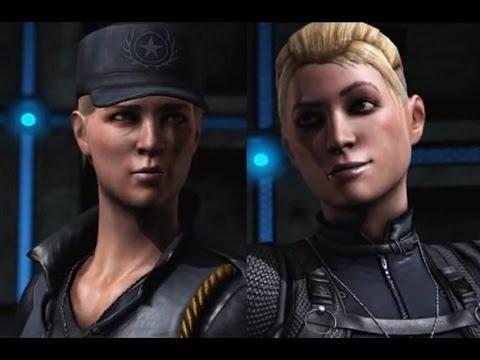 Thumbnail image for Cassie Cage and Sonya Blade Audio MKX