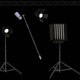 Film Studio Props [2019 Dump 3/5]