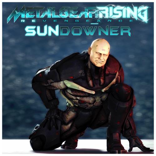 Thumbnail image for Metal Gear Rising: Revengeance - Sundowner