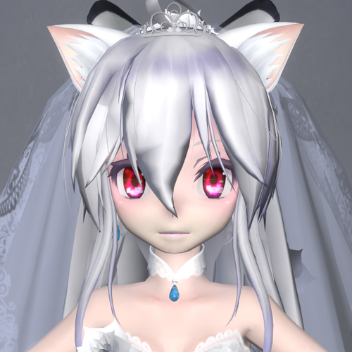 Thumbnail image for Haku - Wedding dress