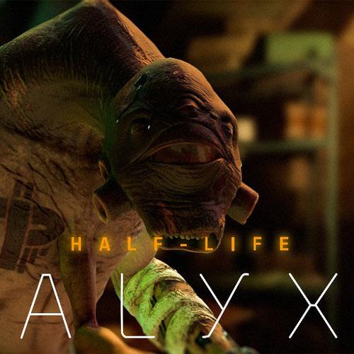 Thumbnail image for [Half Life: Alyx] Vortigaunt