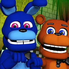 Thumbnail image for SFM AND GMOD: Adventure Freddy and Adventure Bonnie