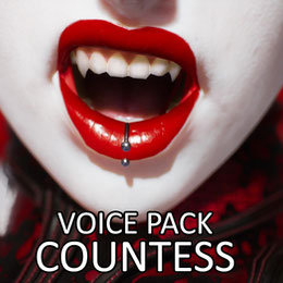 Countess (Paragon) Voice Pack