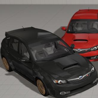 Thumbnail image for Subaru Impreza STI 2008