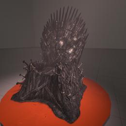 GoT - Iron Throne