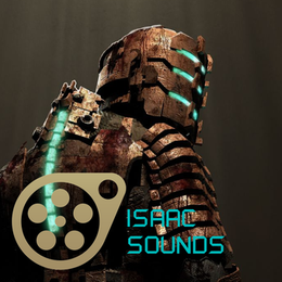 Dead Space 2 - Isaac Clarke's Action Sounds