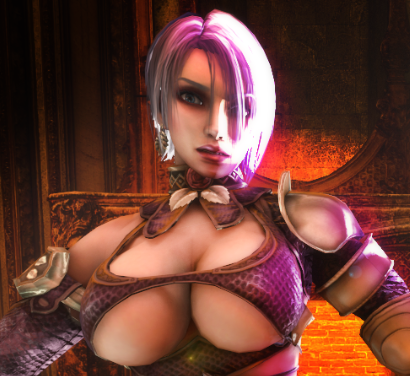 Thumbnail image for Ivy Valentine (Soul Calibur IV)