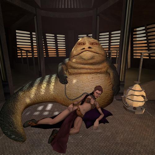 Thumbnail image for Princess Leia Nude