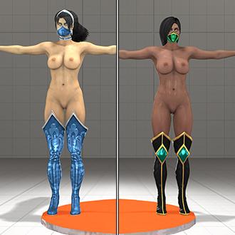 Thumbnail image for Jade / Kitana Headhack (Session)