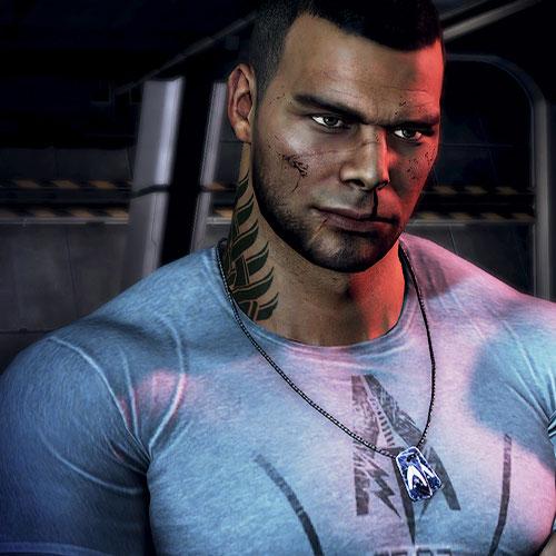 Thumbnail image for James Vega - Mass Effect 3 [GoOR]