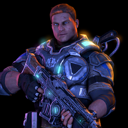 "James ""JD"" Dominic Fenix (Gears of War 4)"