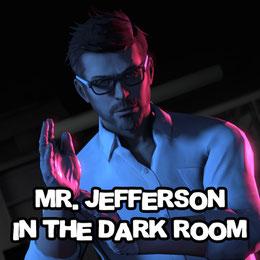 Life is Strange - Mr. Jefferson Dark Room