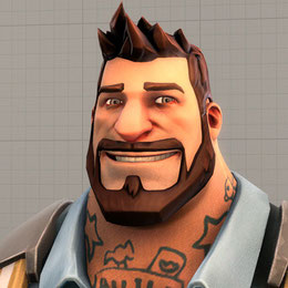 [Fortnite] Male Constructor Kyle