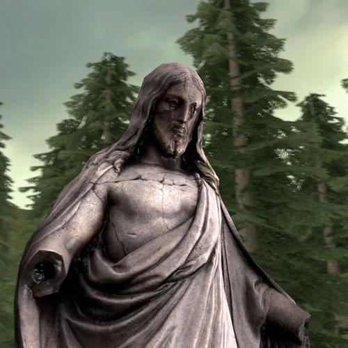 Thumbnail image for [SFM] Jesus Statue