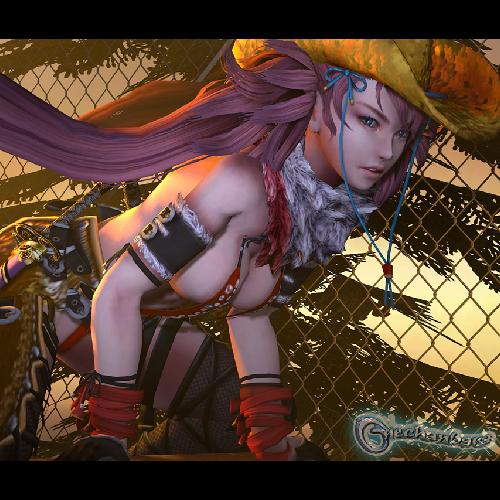 Thumbnail image for Kagura - Oneechanbara Z