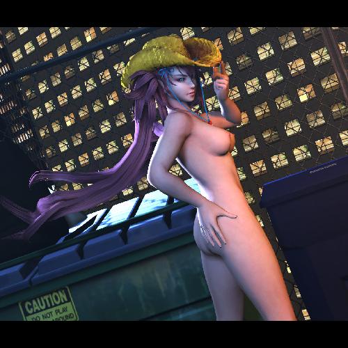 Thumbnail image for Kagura Nude - Oneechanbara Z