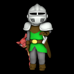 Sir Knight (Kobold Garden)